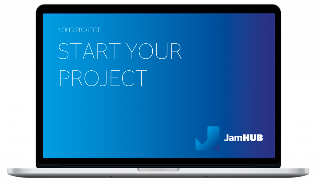 JamHub - develop bespoke sofware solutions